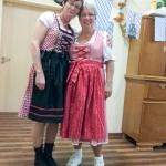 Assoziative Reise Oktoberfest