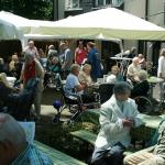 Sommerfest Haus Altstadt 2012